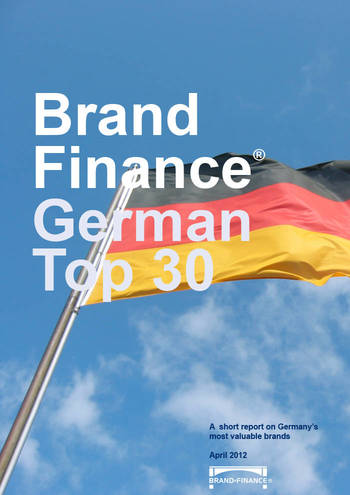 BrandFinance® Top 30 German Brands