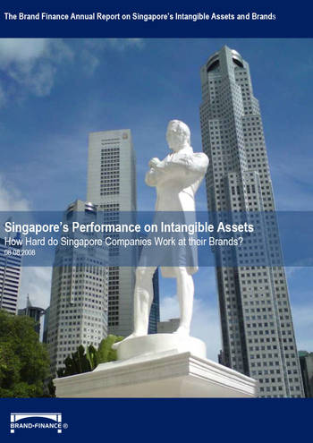 Singapore Top 50 Annual Report 2008
