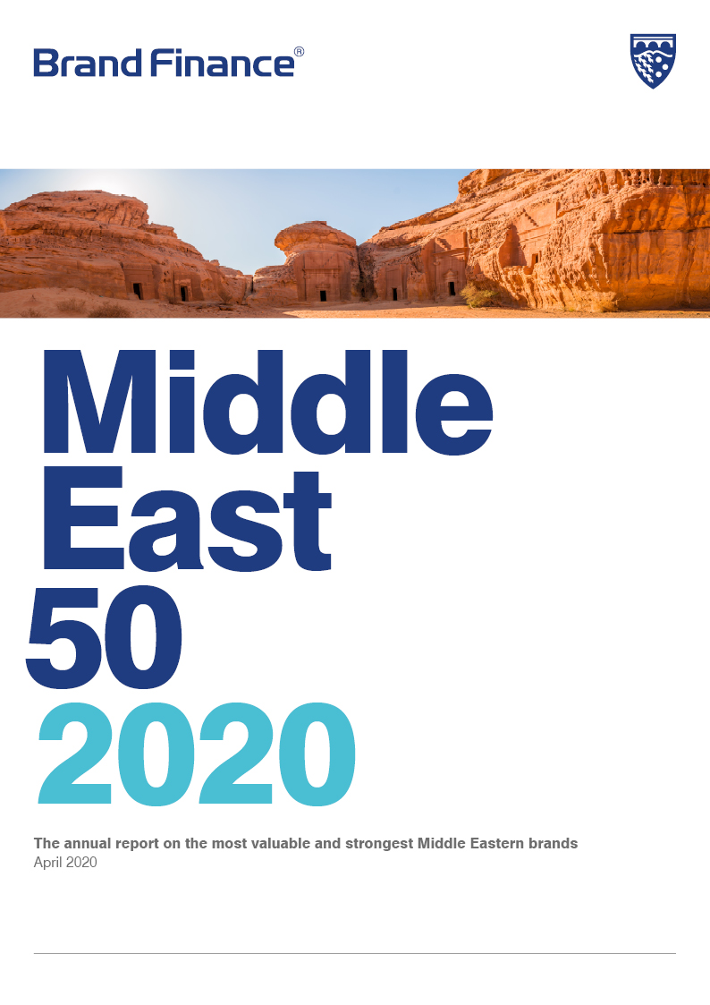 Brand Finance Middle East 50 2020
