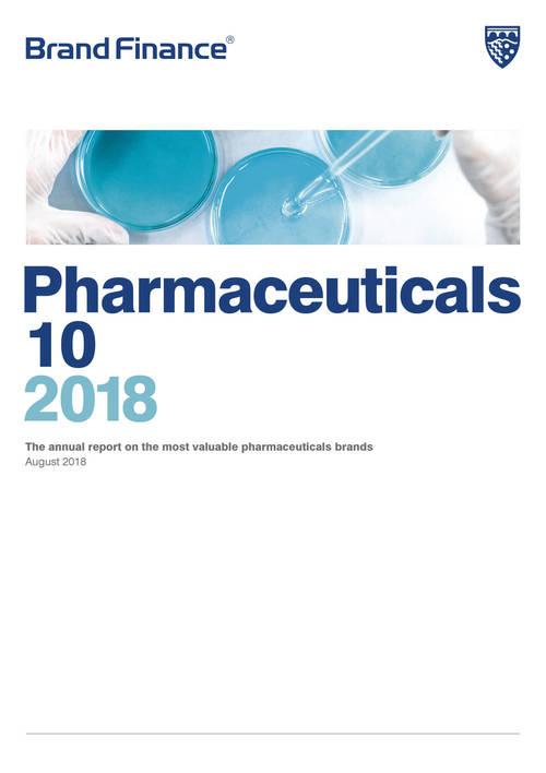 Brand Finance Pharmaceuticals 10 2018