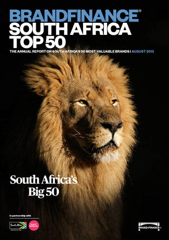BrandFinance® South Africa Top 50 2013