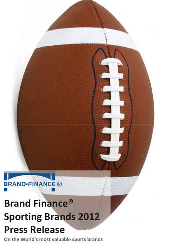 The BrandFinance® Sporting Brands 2012 - USA Press Release