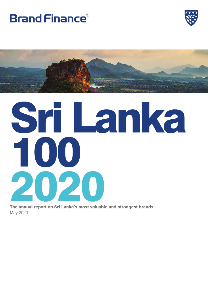 Brand Finance Sri Lanka 100 2020