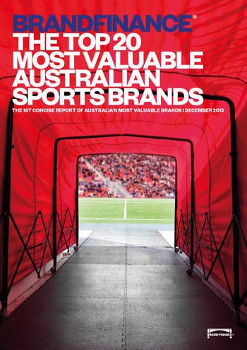 Brand Finance® Top 20 Australian Sports Brands