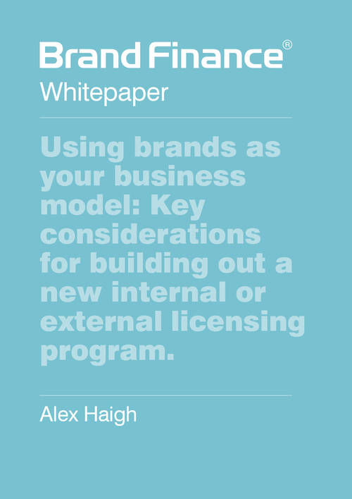 Using brands as your business model: Key considerations for building out a new internal or external