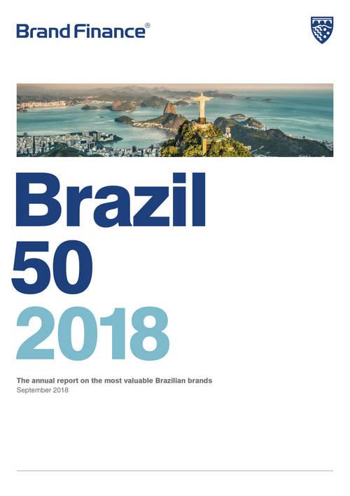 Brand Finance Brazil 50 2018