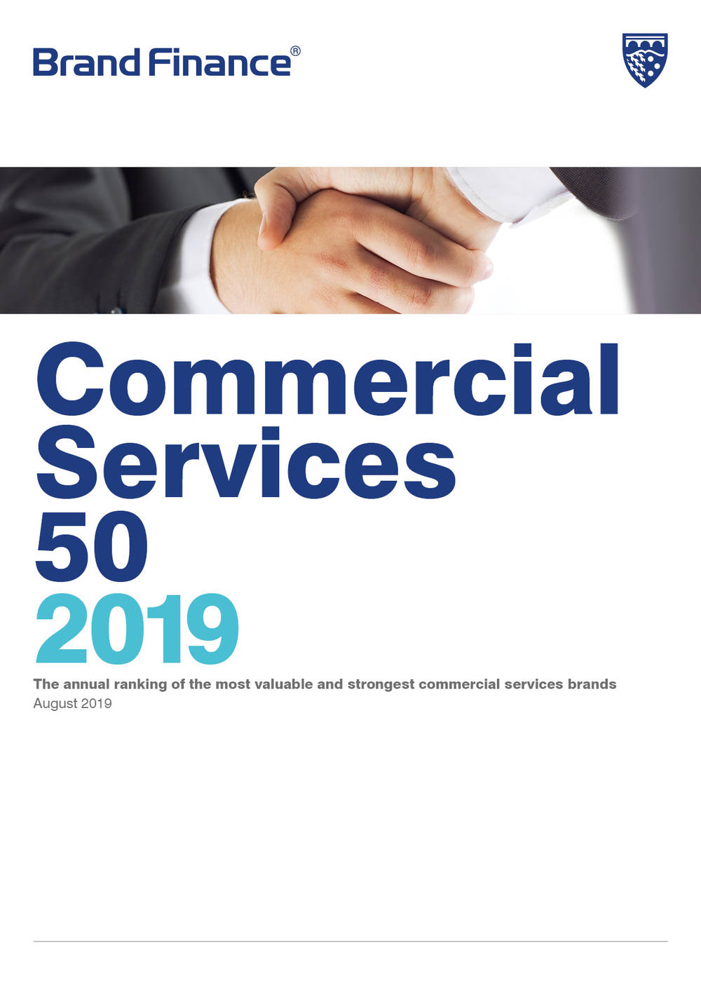 Brand Finance Commercial Services  50 2019