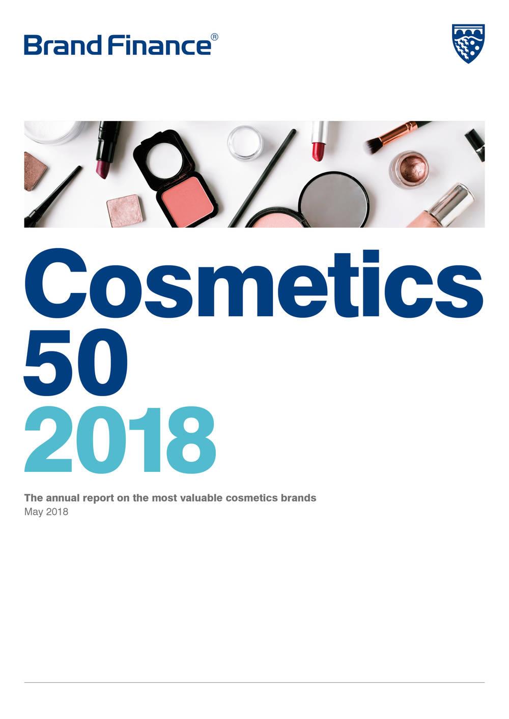 Makeup Brands: Brand Finance