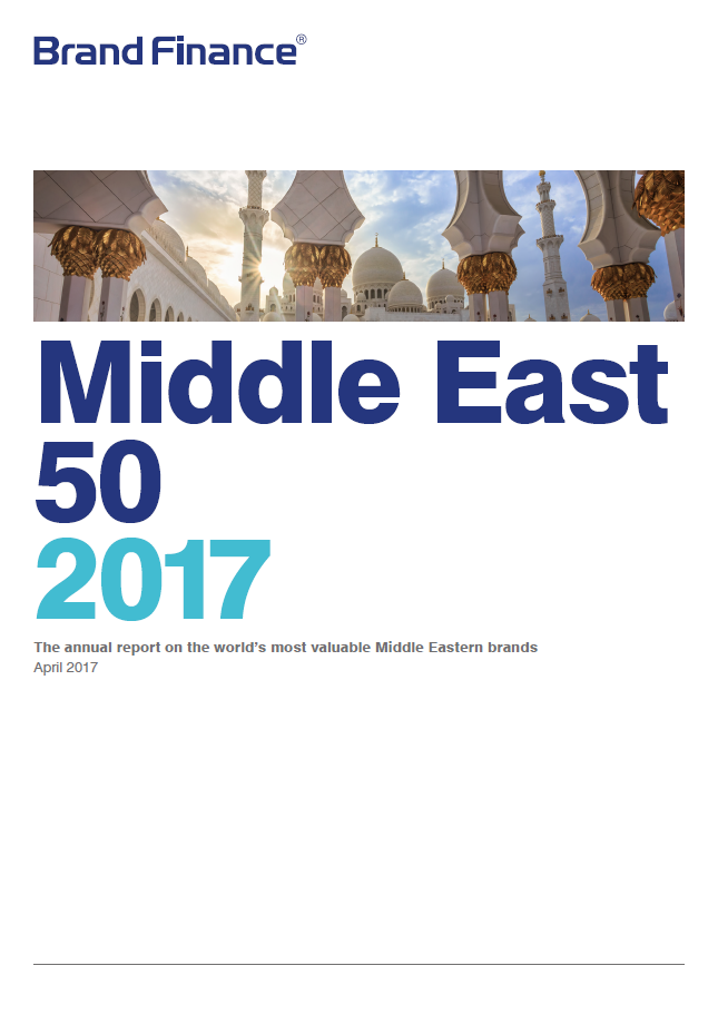 Brand Finance Middle East 50 2017