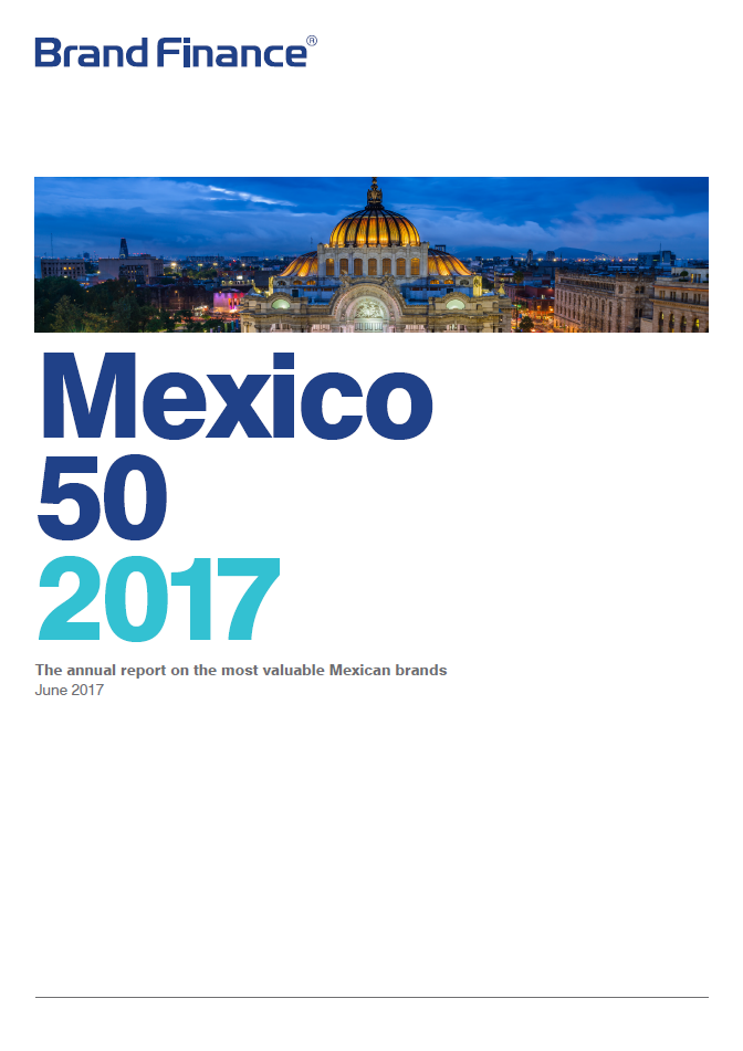 Brand Finance Mexico 50 2017