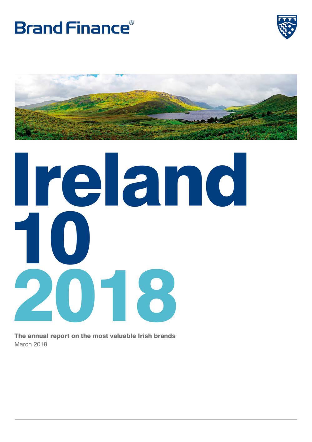Brand Finance Ireland 10 2018