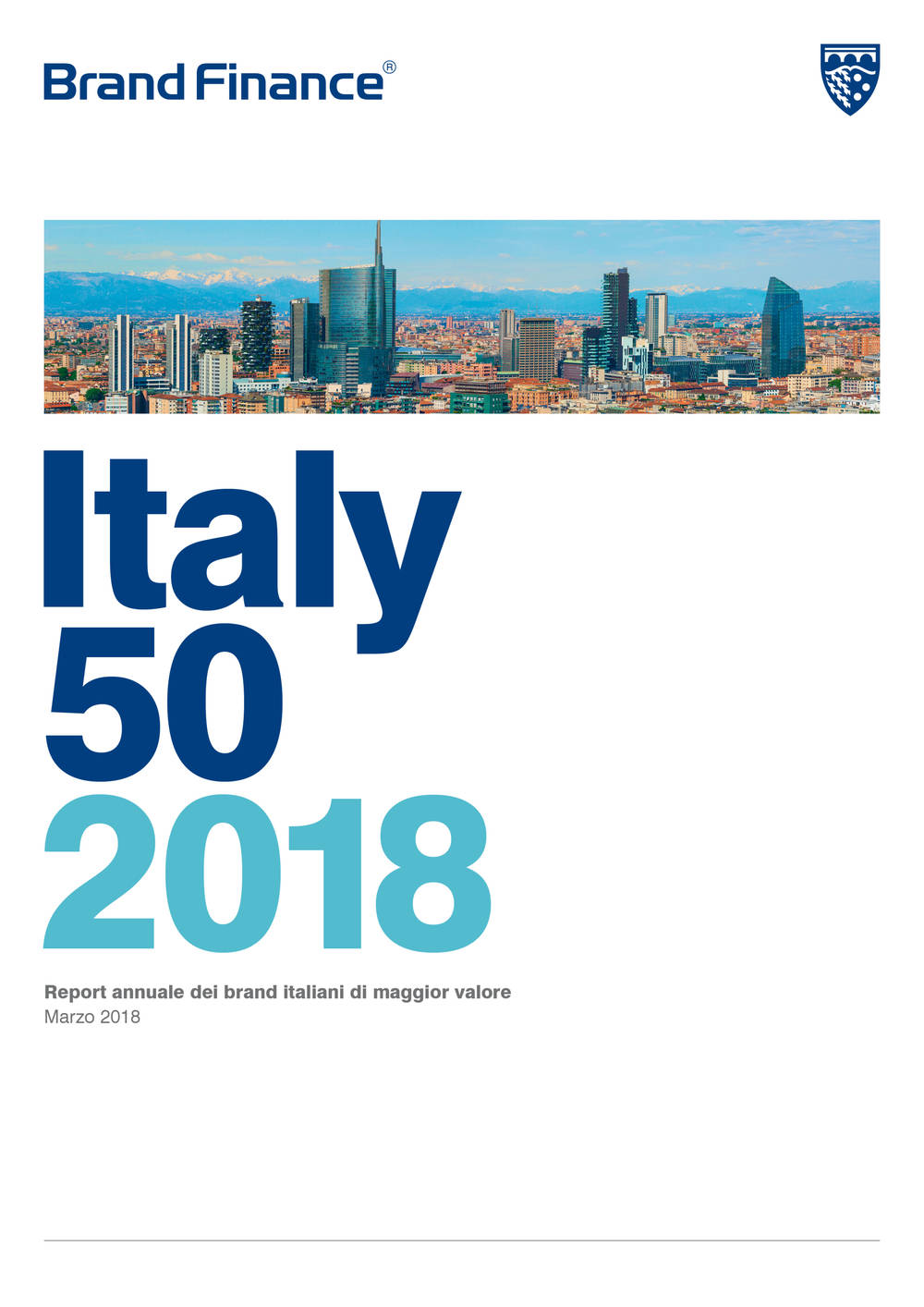 Brand Finance Italy 50 2018