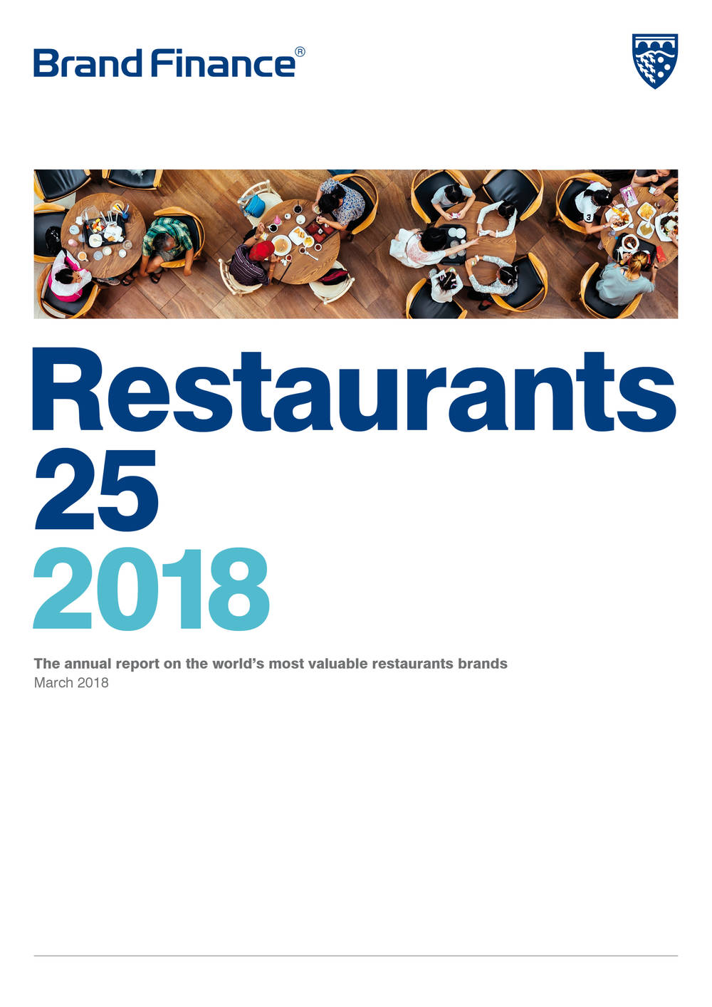 Brand Finance Restaurants 25 2018