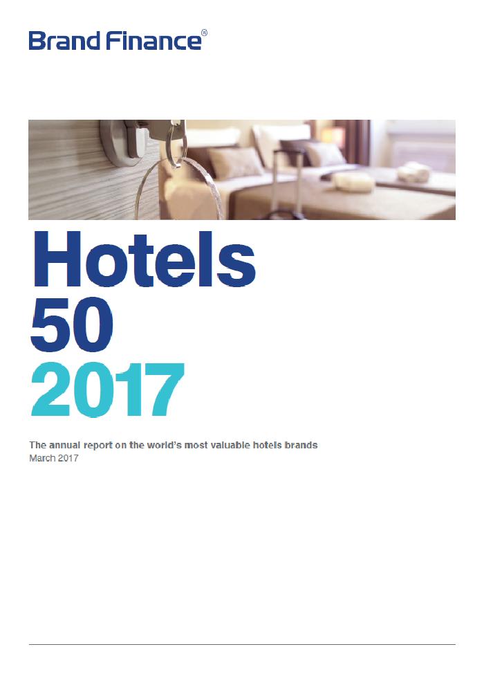 Brand Finance Hotels 50 2017