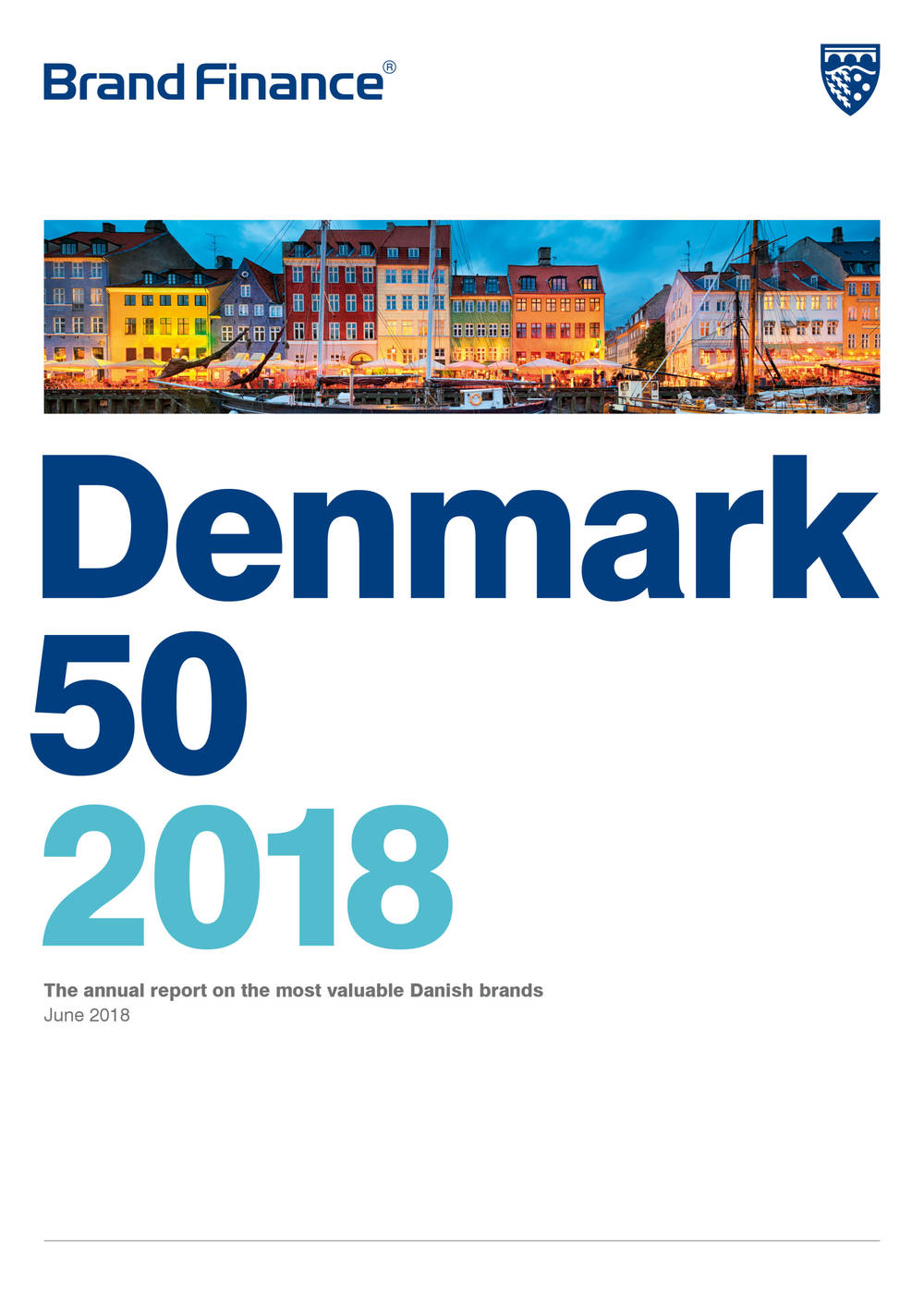 Brand Finance Denmark 50 2018