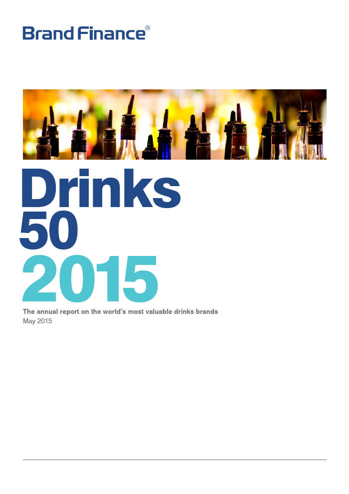 Brand Finance Drinks 50 2015