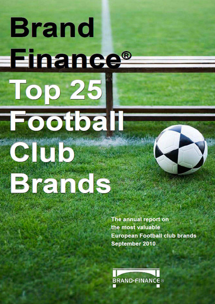 BrandFinance Top 25 Football Club Brands