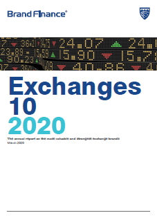 Brand Finance Exchanges 10 2020