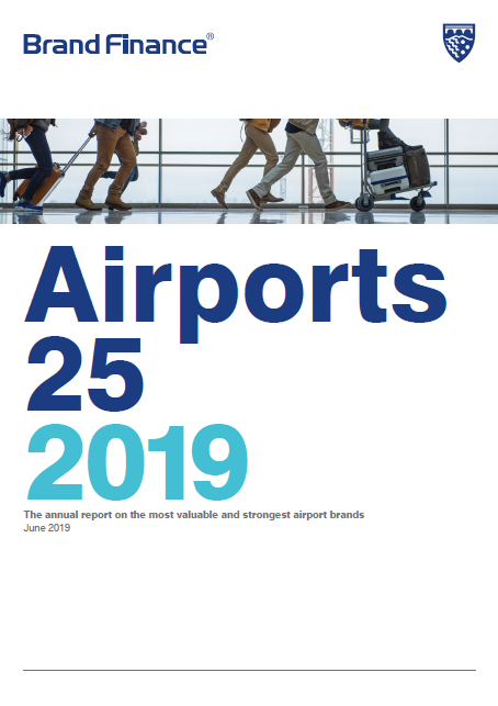 Brand Finance Airports 25 2019