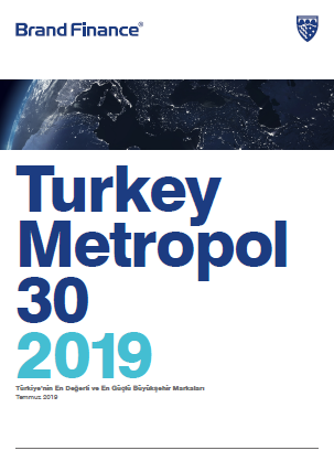 Brand Finance Turkey Metropol 30 2019