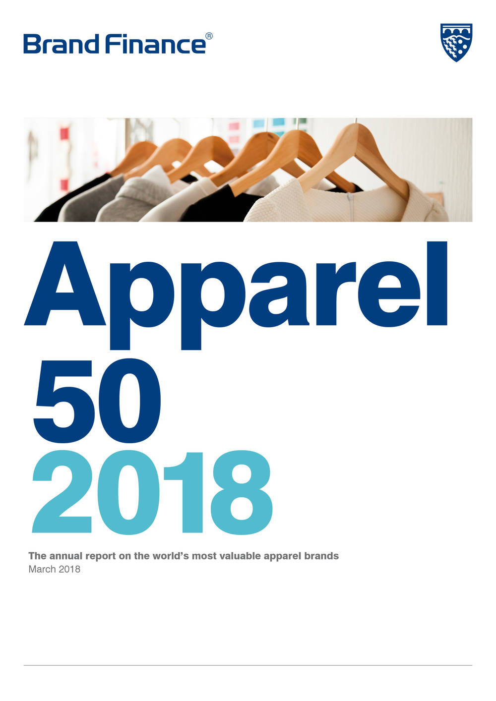 Brand Finance Apparel 50 2018