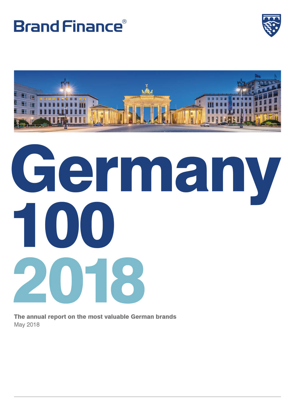 Brand Finance Germany 100 2018