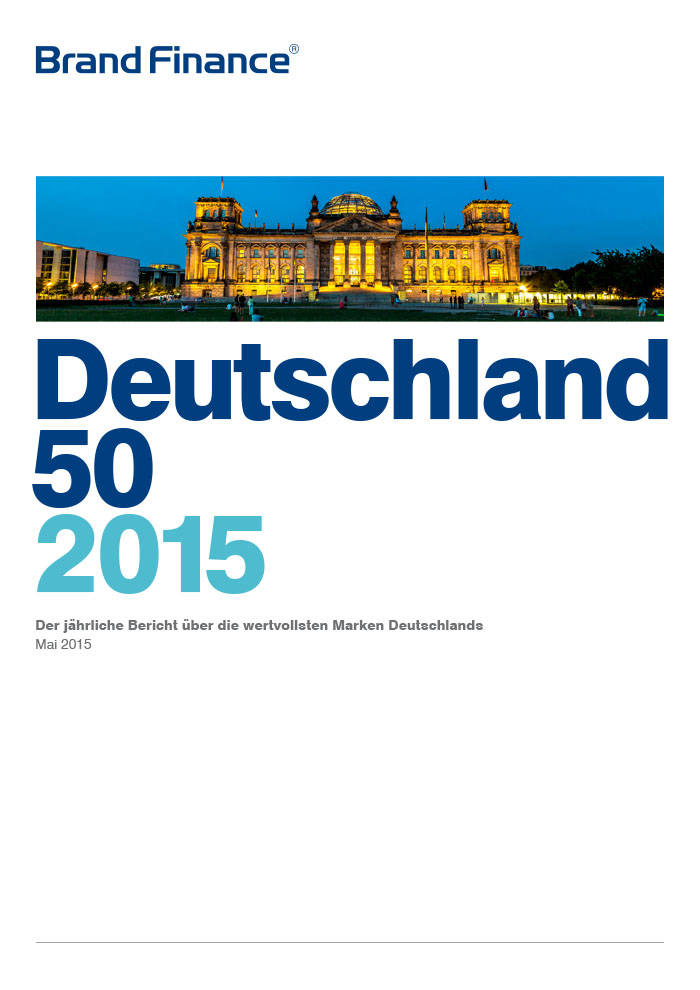 Brand Finance Germany 50