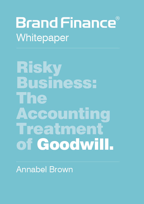 Risky Business: The Accounting Treatment of Goodwill