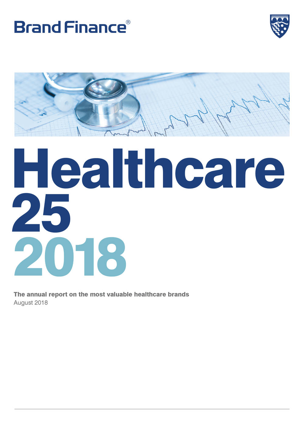 Brand Finance Healthcare 25 2018