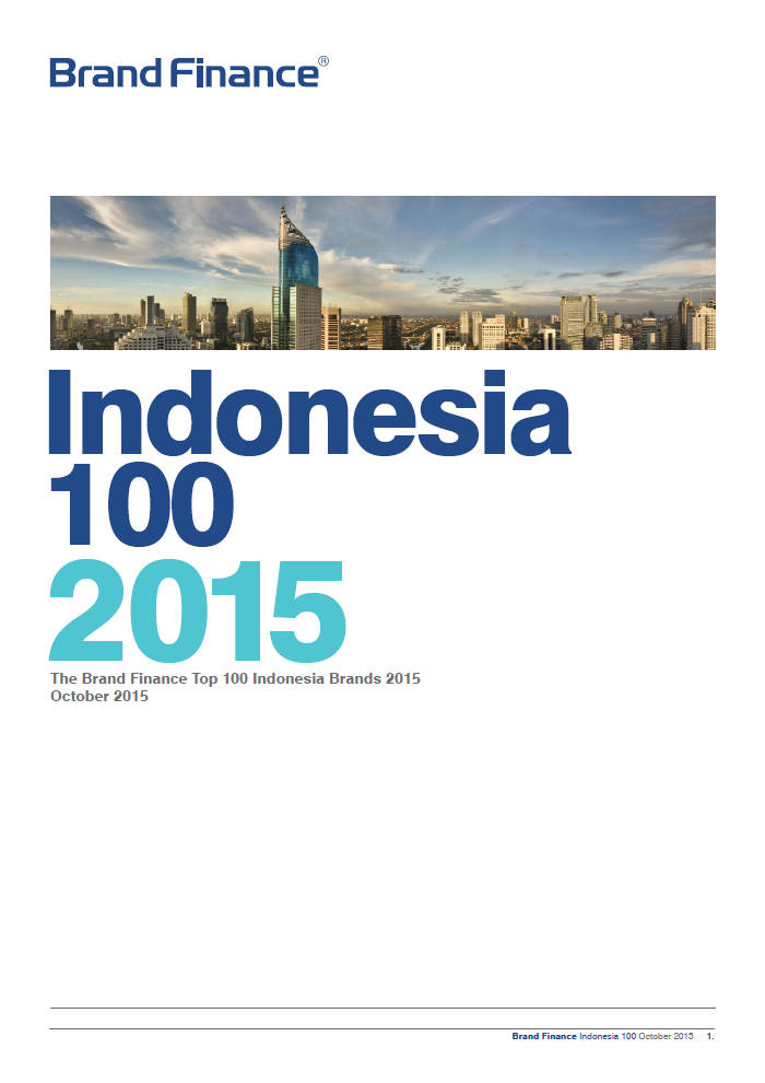 Brand Finance Indonesia 100 2015