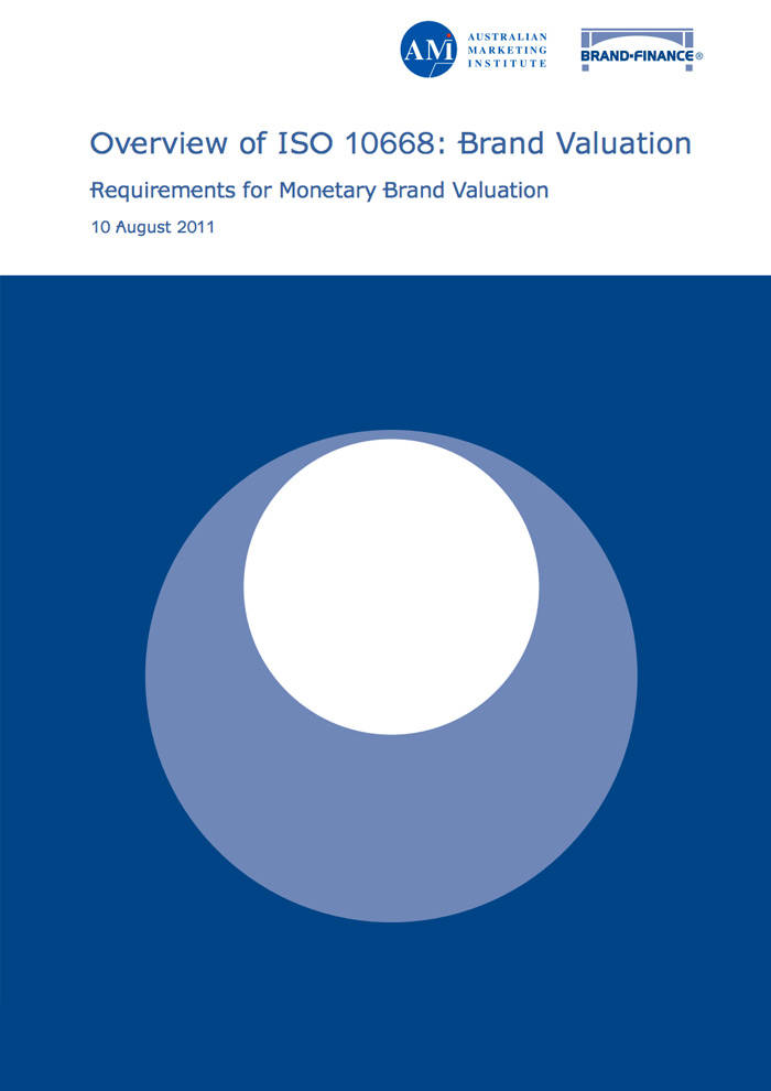 Overview of ISO 10668: Brand Valuation