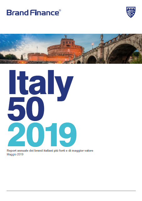 Brand Finance Italy 50 2019.