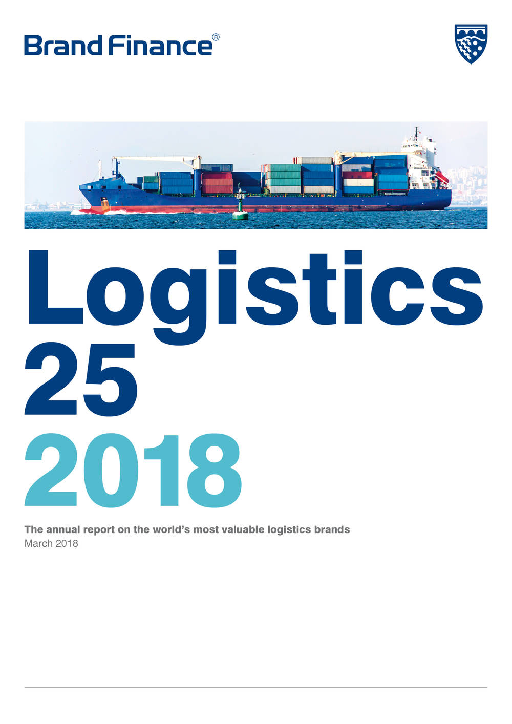 Brand Finance - Brand Finance Logistics 25 2018