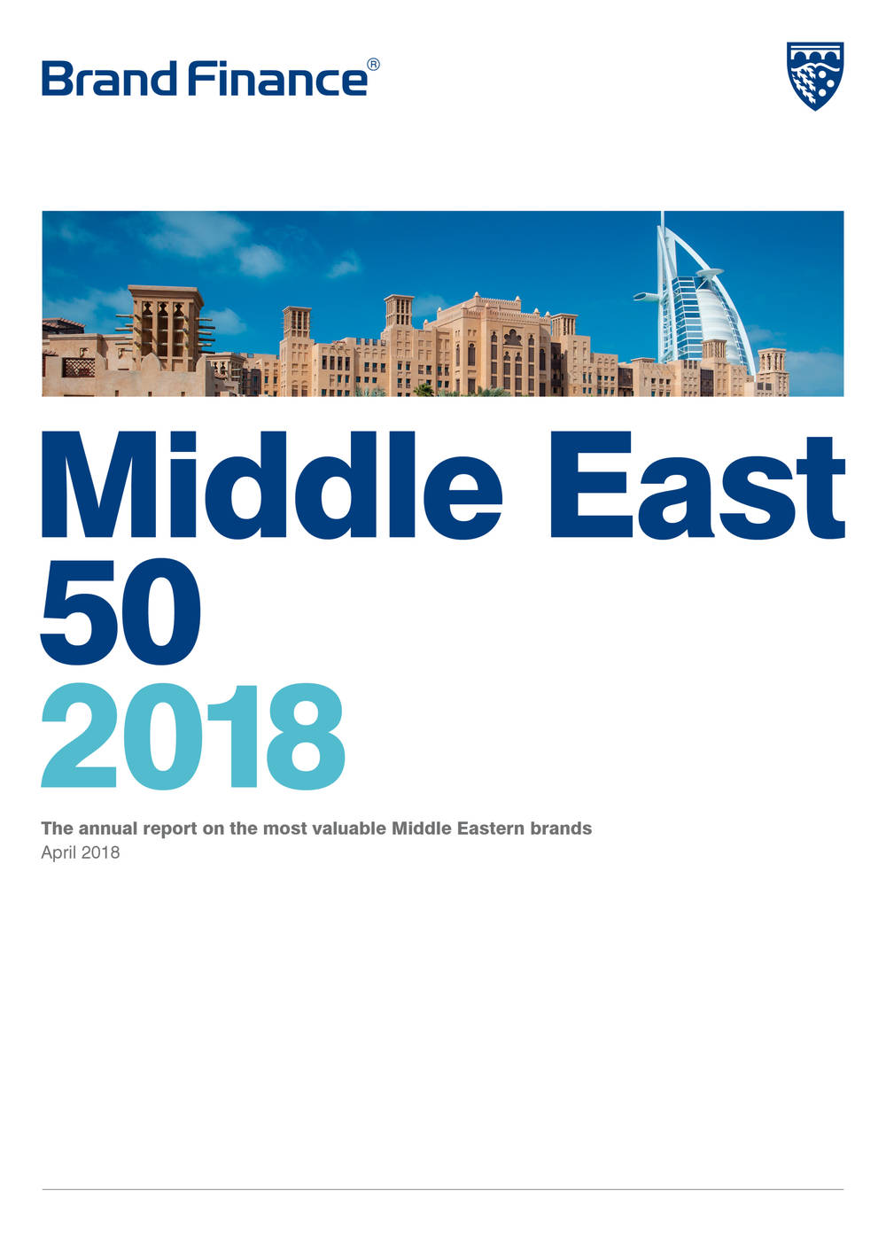 Brand Finance Middle East 50 2018