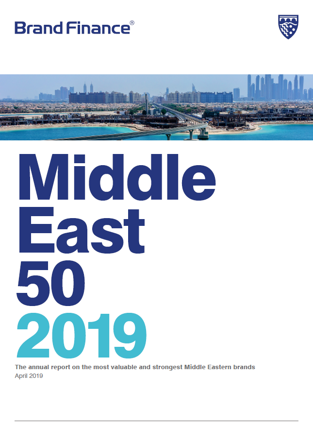 Brand Finance Middle East 50 2019