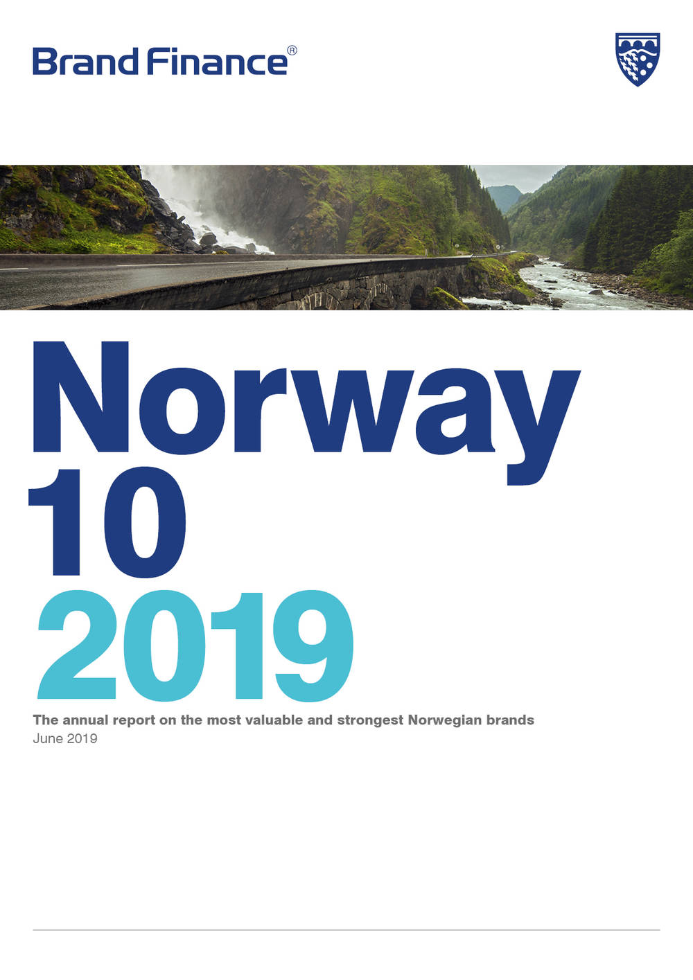 Brand Finance Norway 10 2019