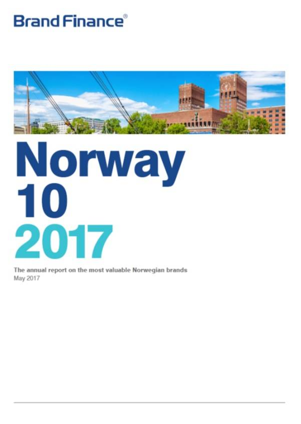 Brand Finance Norway 10 2017