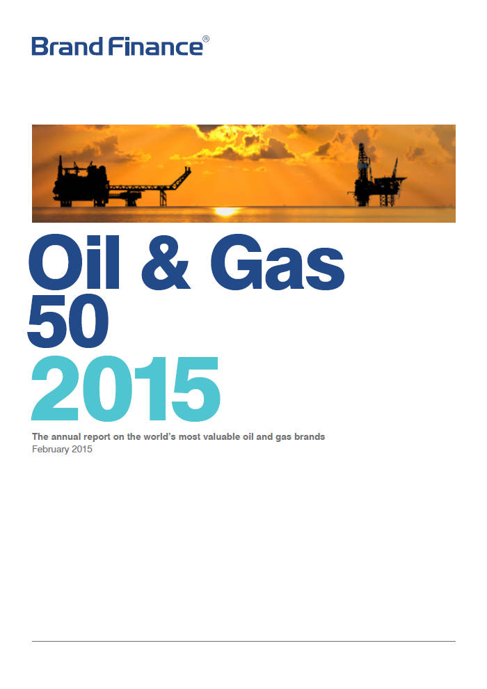 Brand Finance Oil & Gas 50 2015