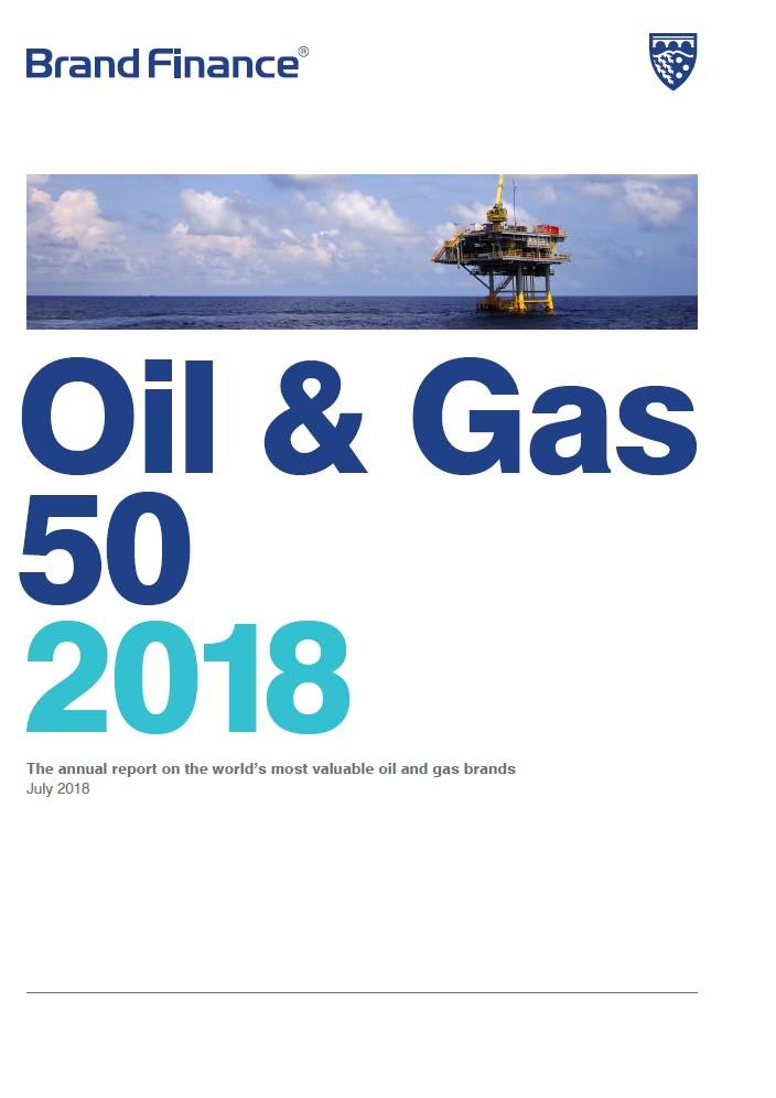 Brand Finance Oil & Gas 50 2018