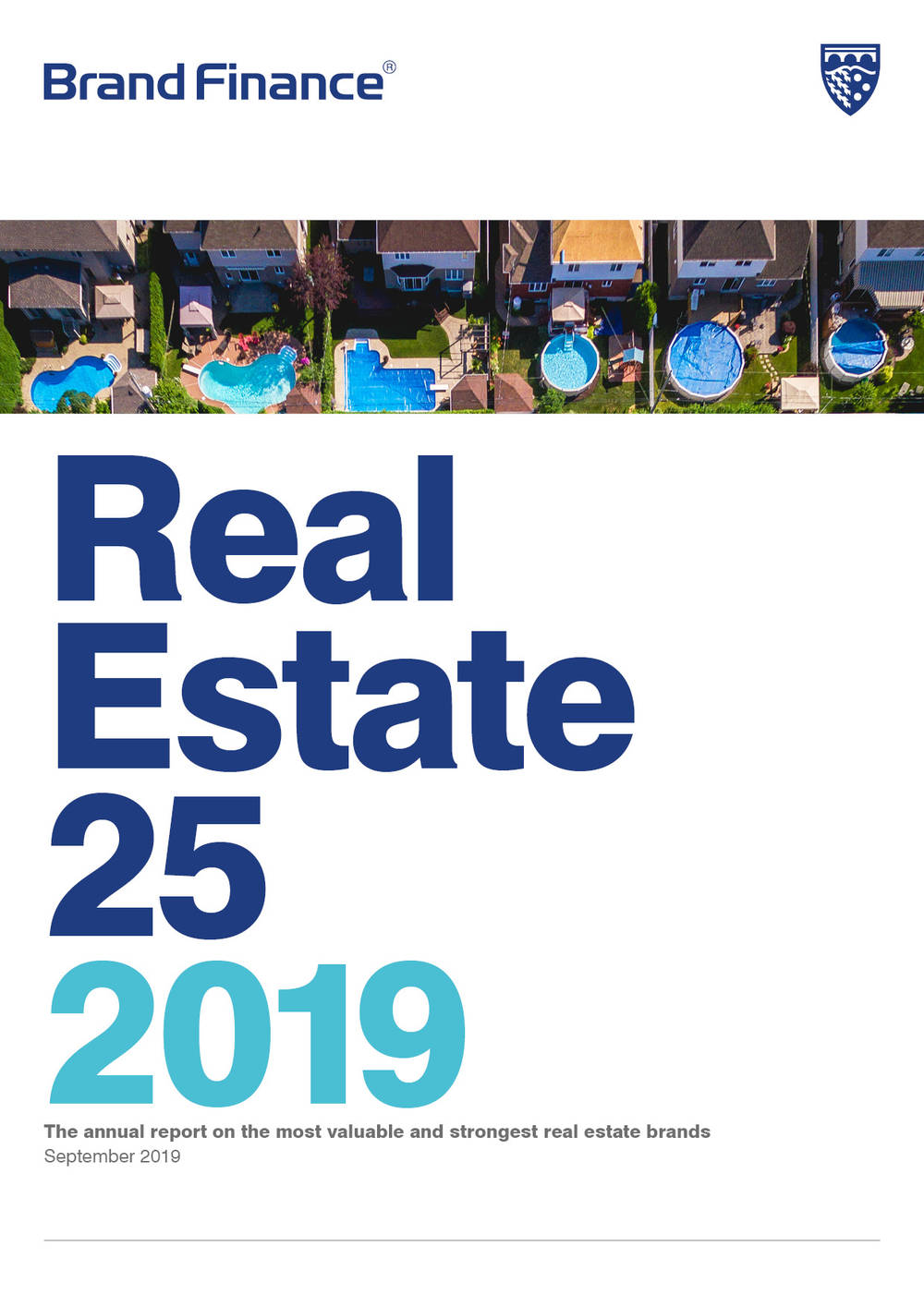 Brand Finance Real Estate 25 2019