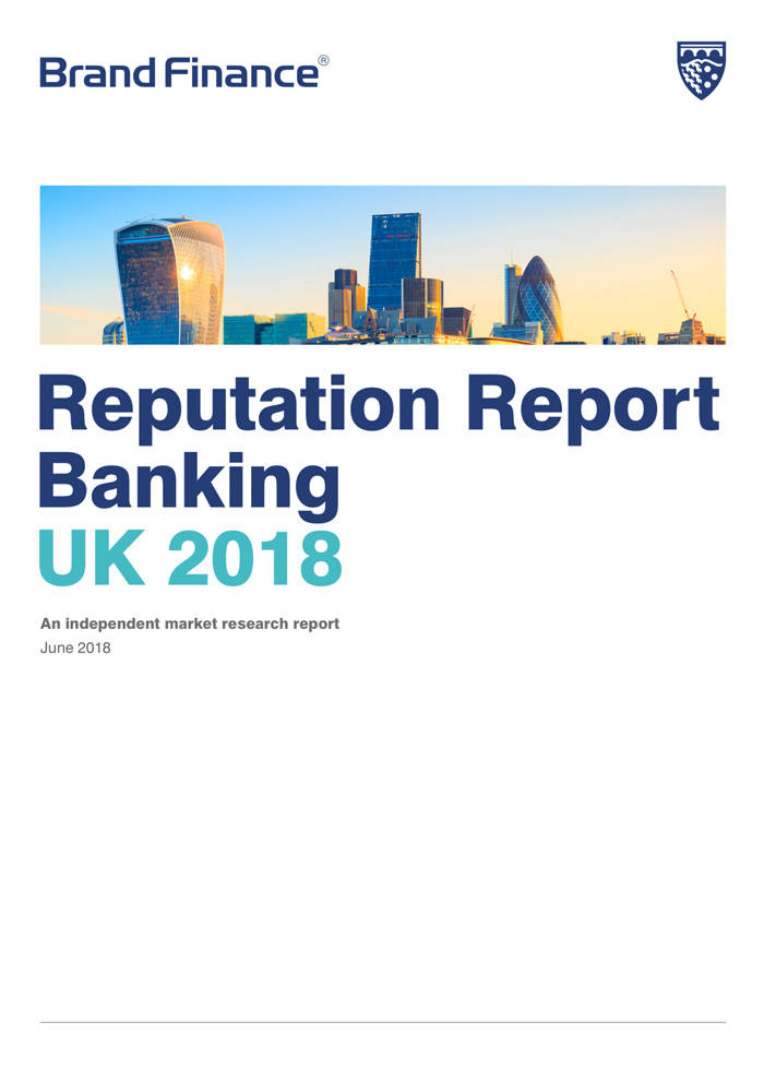 Reputation Report Banking UK 2018