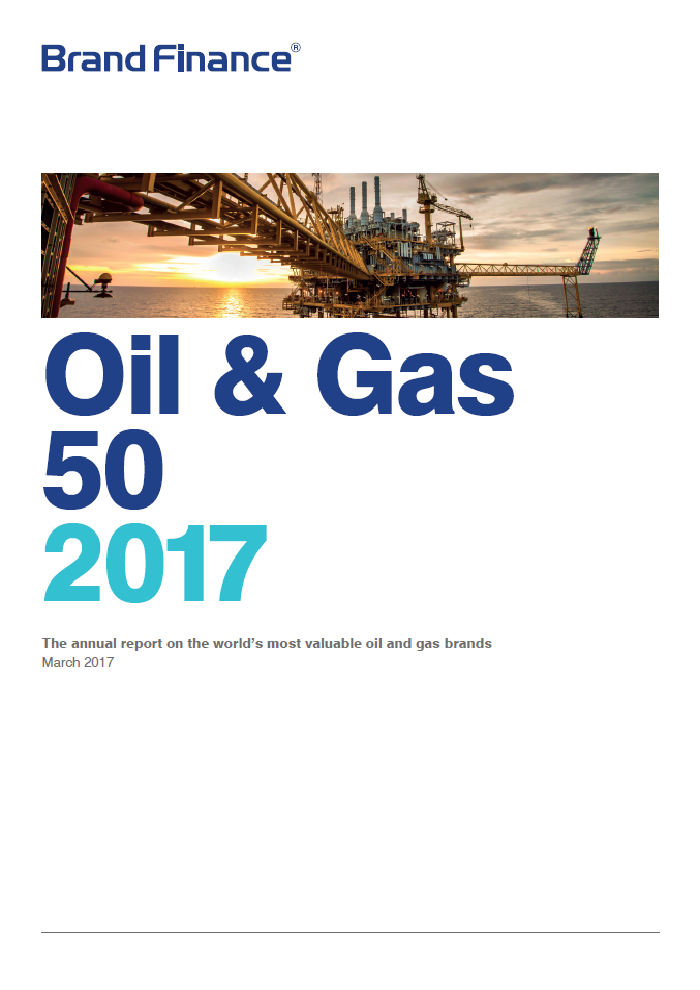 Brand Finance Oil & Gas 50 2017