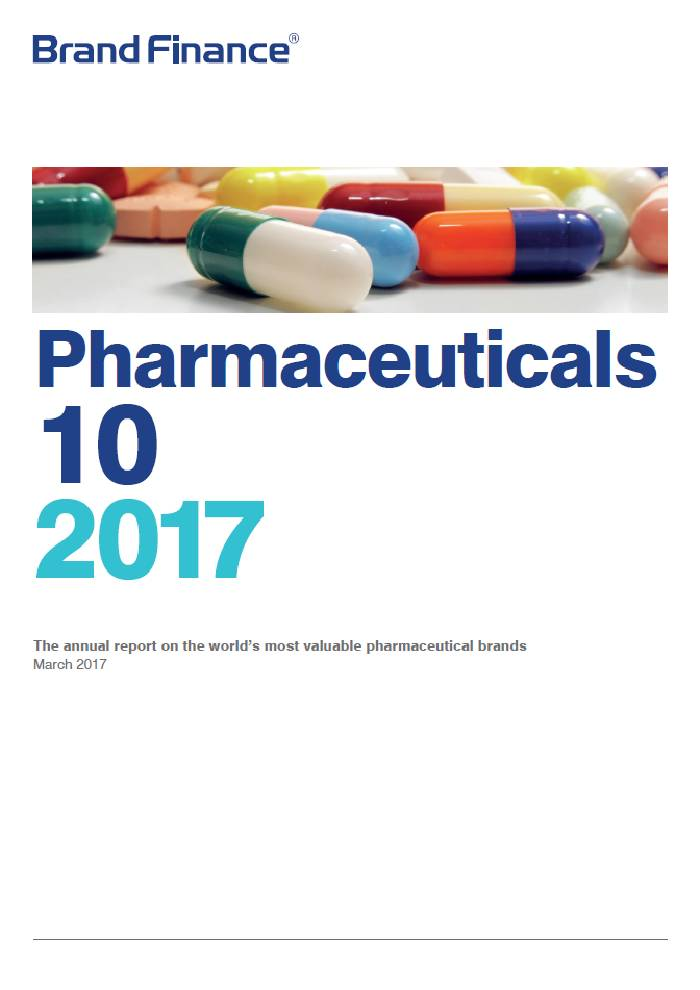 Brand Finance Pharmaceuticals 10 2017