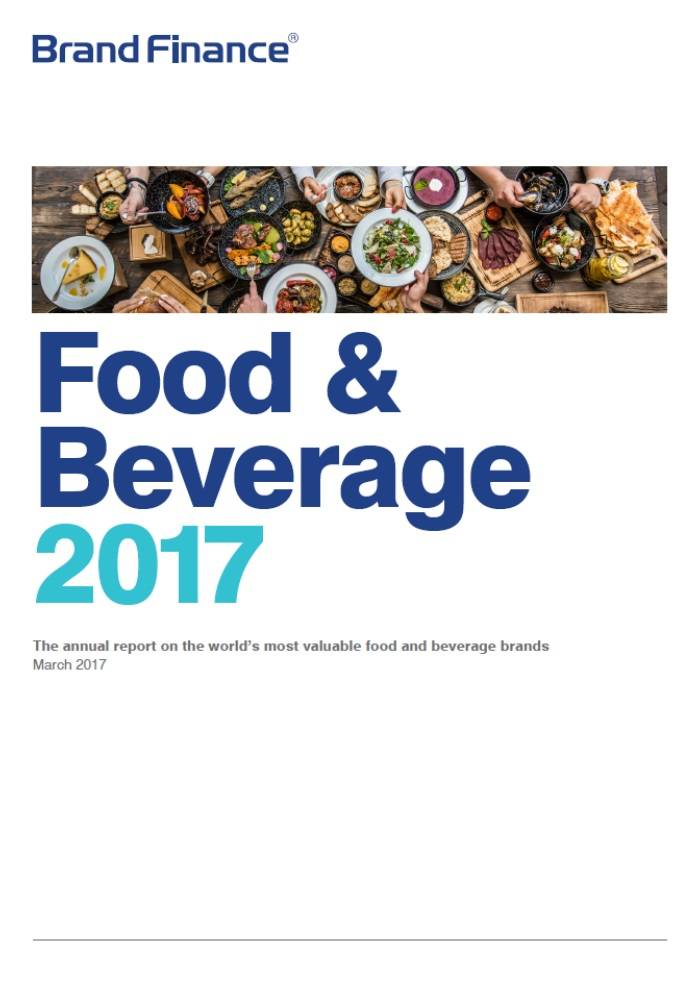 Brand Finance Food & Beverage 2017