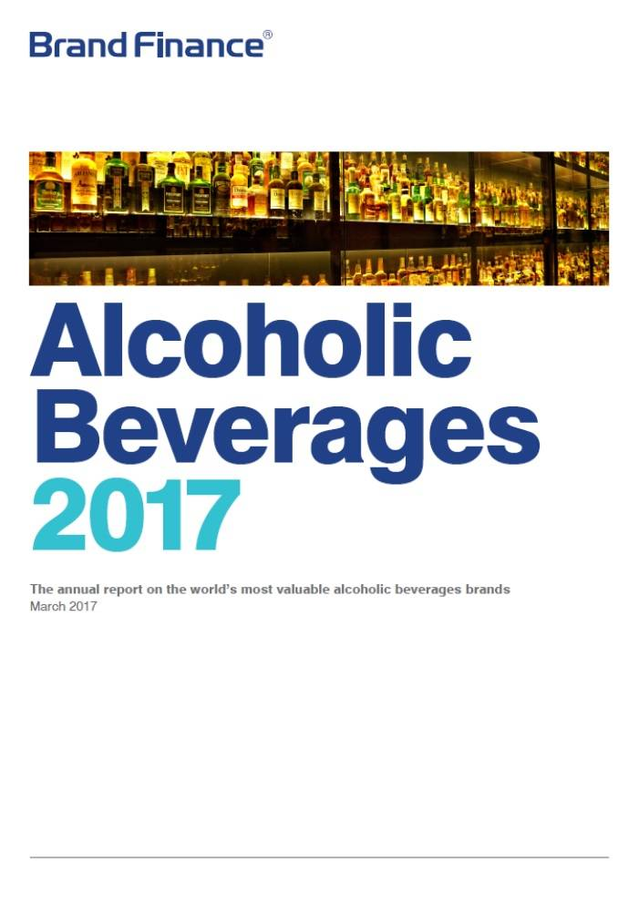 Brand Finance Alcoholic Beverages 2017