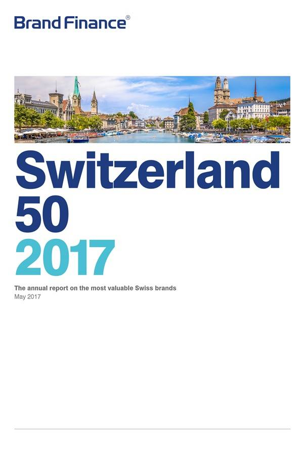 Brand Finance Switzerland 50 2017