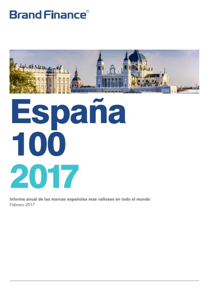 Brand Finance España 100 2017