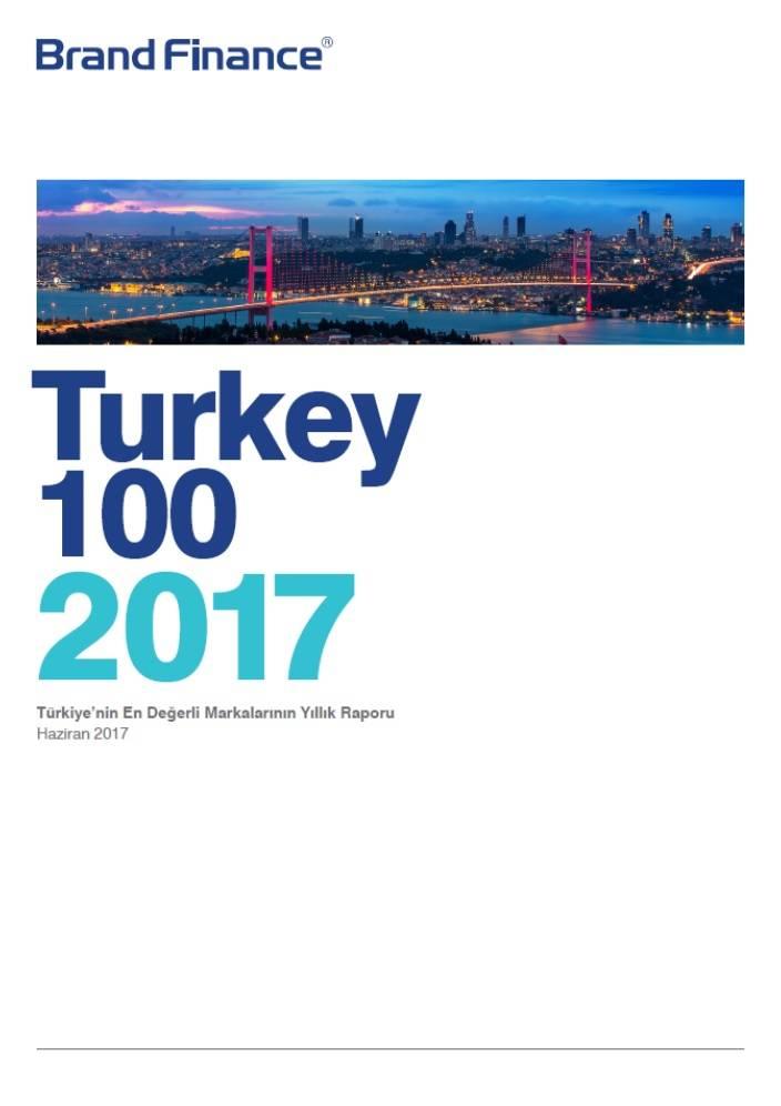 Brand Finance Turkey 100 2017