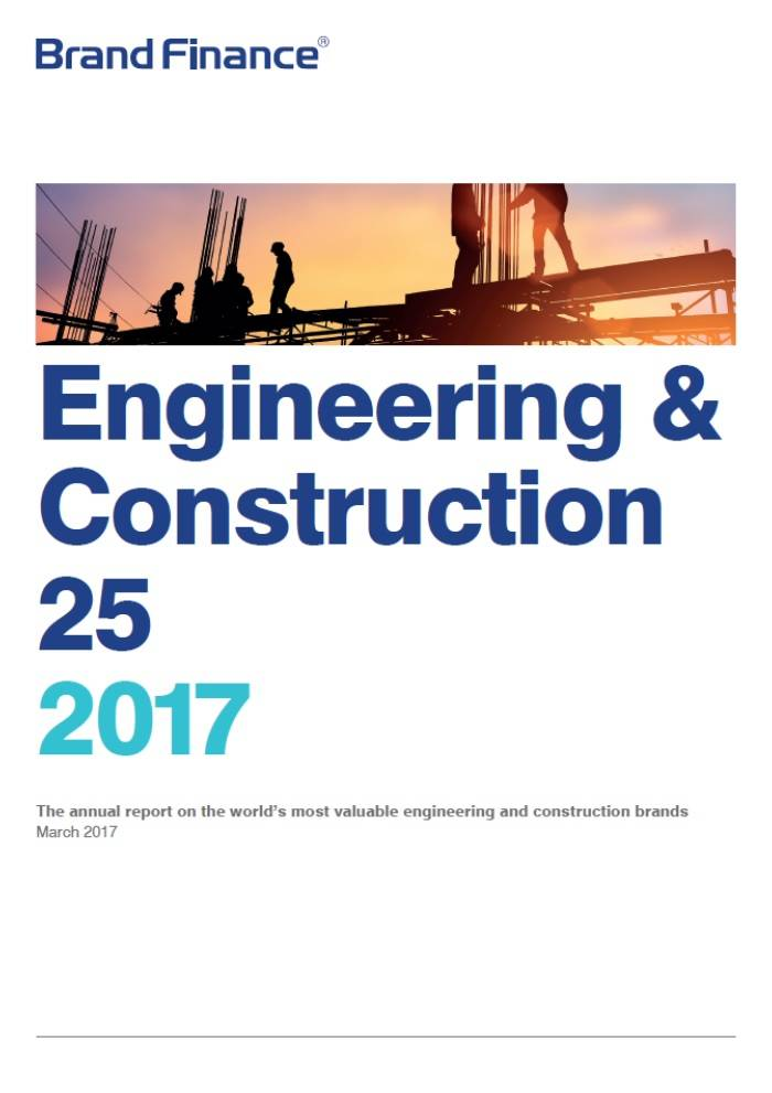 Brand Finance Engineering & Construction 25 2017