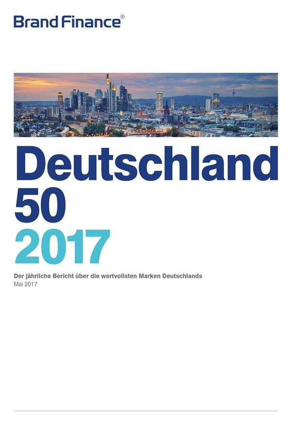 Brand Finance Deutschland 50 2017